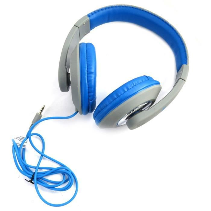 casque audio housse coloriage bleu be mix casque. Black Bedroom Furniture Sets. Home Design Ideas