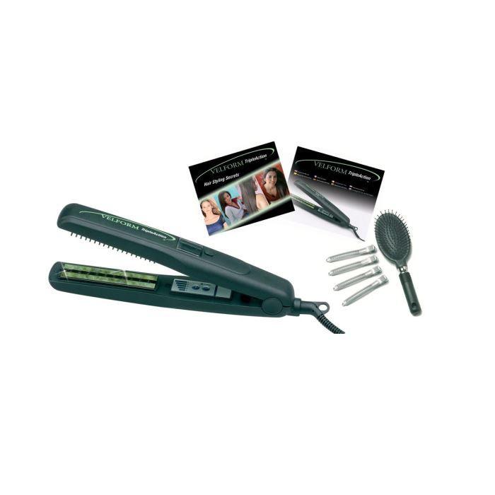 velform triple action lisseur cheveux achat vente fer a lisser cdiscount. Black Bedroom Furniture Sets. Home Design Ideas