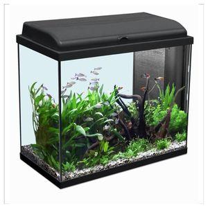 Aquarium 60 cm achat vente aquarium 60 cm pas cher for Aquarium petit prix