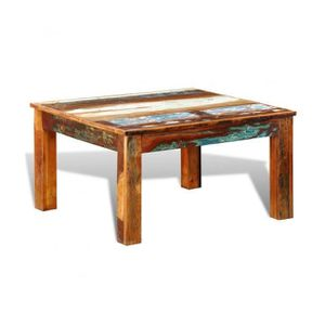 Table basse ancienne achat vente table basse ancienne - Table basse carree pas cher ...