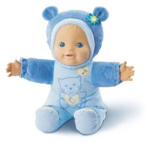 POUPON VTECH Little Love - Mon bébé coucou-caché bleu