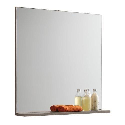 Miroir bandeau sans applique ceruse duba achat vente for Applique salle de bain sans fil