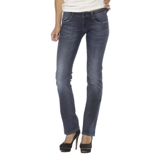 jeans femme kaporal 5 bony nrags bleu achat vente. Black Bedroom Furniture Sets. Home Design Ideas