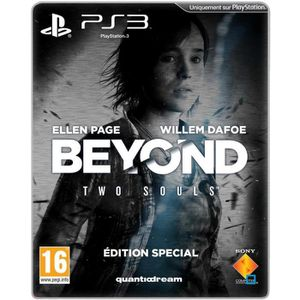 JEU PS3 BEYOND : TWO SOULS EDITION SPÉCIALE / Jeu PS3