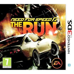 JEU 3DS NEED FOR SPEED: THE RUN / Jeu console 3DS