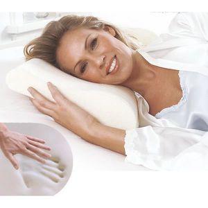 oreillers ergonomiques achat vente oreillers ergonomiques pas cher cdiscount. Black Bedroom Furniture Sets. Home Design Ideas