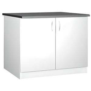 meuble bas cuisine 120 - achat / vente meuble bas cuisine 120 pas ... - Meuble Bas Cuisine 120