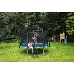 tapis de trampoline achat vente jeux et jouets pas chers. Black Bedroom Furniture Sets. Home Design Ideas