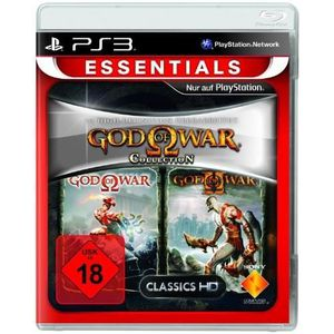 JEU PS3 GOD OF WAR - COLLECTION ESSENTIALS [IMPORT ALLE…