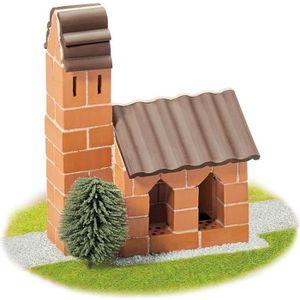 ASSEMBLAGE CONSTRUCTION Construction en briques : Eglise