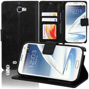 HOUSSE - ÉTUI Pour Samsung Galaxy Note 2 N7100/ N7105: Etui port