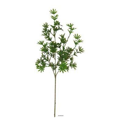 branche de palmier mini raphis artificiel plast achat vente fleur artificielle cdiscount. Black Bedroom Furniture Sets. Home Design Ideas