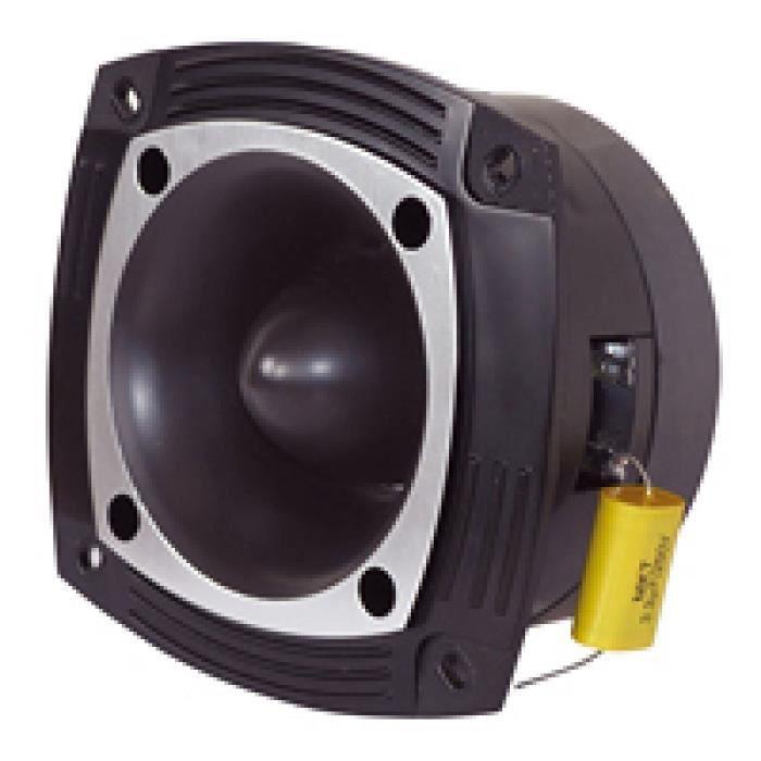 hp haut parleur tweeter hifi 100w 8 ohms condensateur bipolaire membrane titane pi ce enceinte. Black Bedroom Furniture Sets. Home Design Ideas