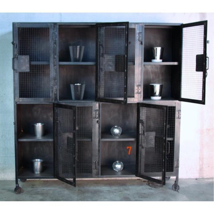 Vaisselier industriel for Kitchen design trackid sp 006