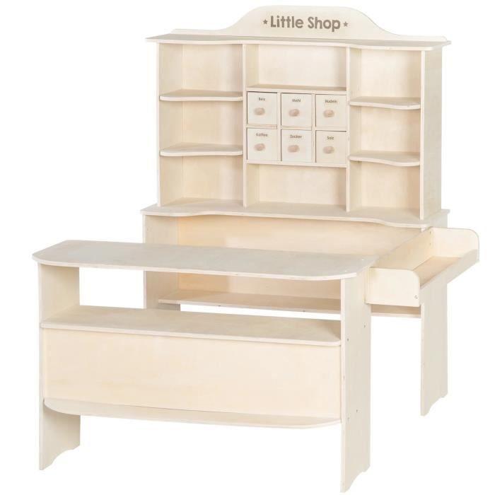 roba 9286 stand vente en bois 6 etag res achat. Black Bedroom Furniture Sets. Home Design Ideas