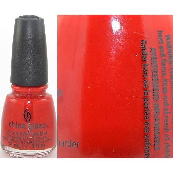China glaze vernis ongles collection holiday achat for Meuble rangement vernis a ongles