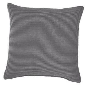 coussin rouge et gris achat vente coussin rouge et gris pas cher cdiscount. Black Bedroom Furniture Sets. Home Design Ideas