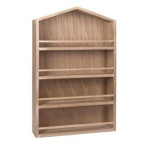 etagere maison bois achat vente etagere maison bois pas cher cdiscount. Black Bedroom Furniture Sets. Home Design Ideas
