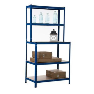 etagere charge lourde achat vente etagere charge lourde pas cher cdiscount