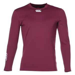 T-SHIRT THERMIQUE CANTERBURY T-shirt Cold LS Top Homme RGB