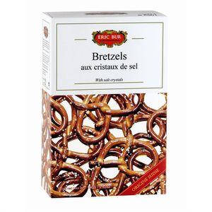 BISCUITS APÉRITIF Bretzels aux cristaux de sel