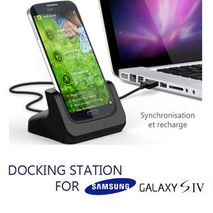 Dock chargeur station d'accueil Samsung Galaxy S4