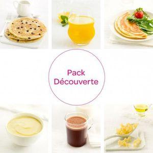 GOÛTER MINCEUR Pack Découverte - régime minceur
