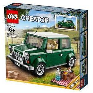 10242 mini cooper lego creator expert achat vente univers miniature les soldes sur. Black Bedroom Furniture Sets. Home Design Ideas