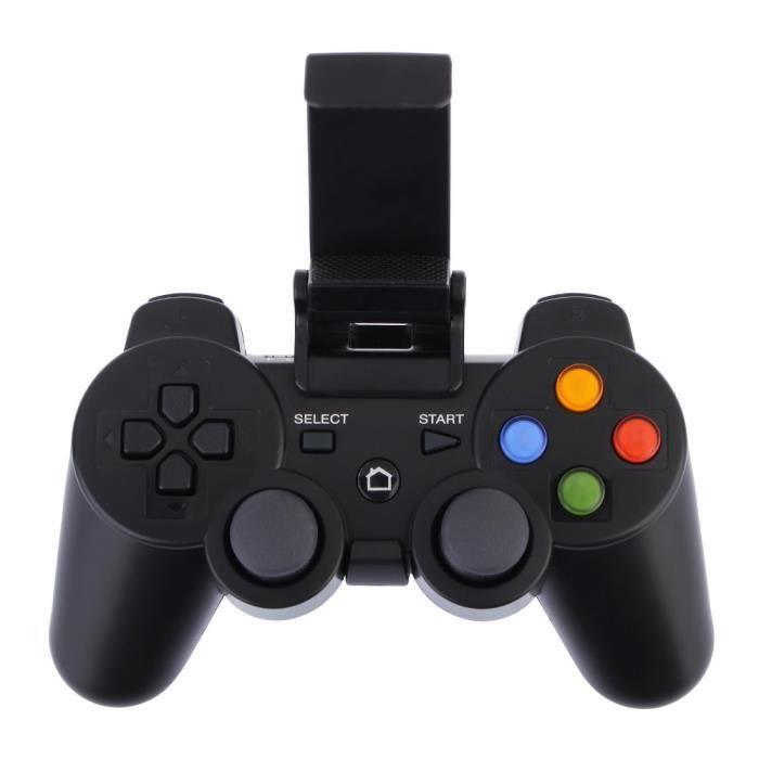 sans fil bluetooth jeu gaming controller manette gamepad. Black Bedroom Furniture Sets. Home Design Ideas