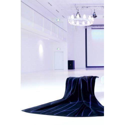 Bocasa biederlack couverture couvre lit en coton motif lifeline 150 x 200cm achat vente for Couverture lit design