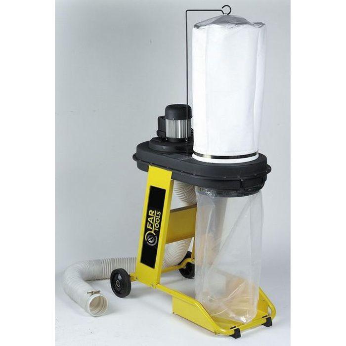 aspirateur copeaux 550 watts fartools achat vente aspirateur atelier cdiscount. Black Bedroom Furniture Sets. Home Design Ideas