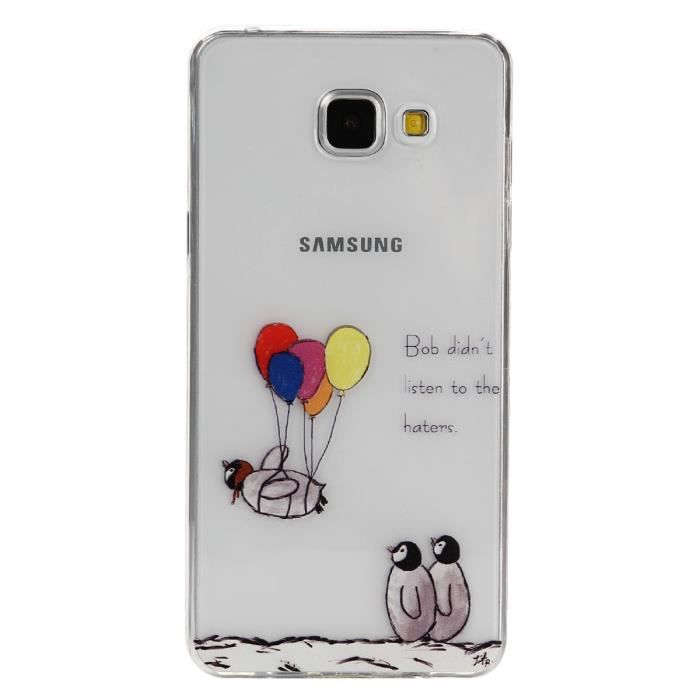 coque samsung galaxy a3 2016 a3100 silicone housse etui protection tpu t l phone transparent. Black Bedroom Furniture Sets. Home Design Ideas