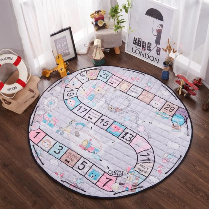 tapis chambre d enfant tapis salon maison d coration sac. Black Bedroom Furniture Sets. Home Design Ideas