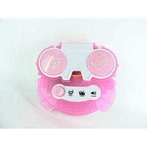 micro pour chanter fille achat vente jeux et jouets. Black Bedroom Furniture Sets. Home Design Ideas