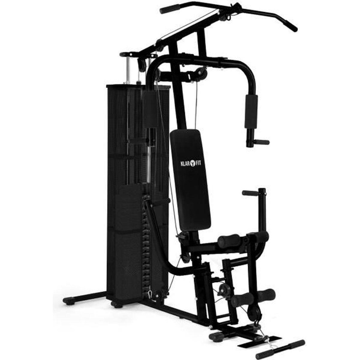 Station de musculation achat vente pas cher les soldes sur cdiscount - Station de musculation pas cher ...
