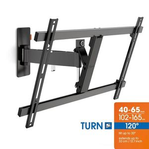 VOGEL'S WALL 2325 Support TV mural Orientable 40\