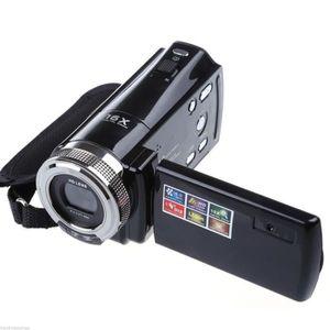 CAMÉSCOPE NUMÉRIQUE Caméra HD 720P 16MP caméscope numérique Pour la fa