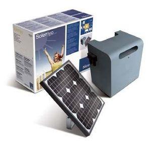 kit solaire pour portail achat vente kit solaire pour. Black Bedroom Furniture Sets. Home Design Ideas