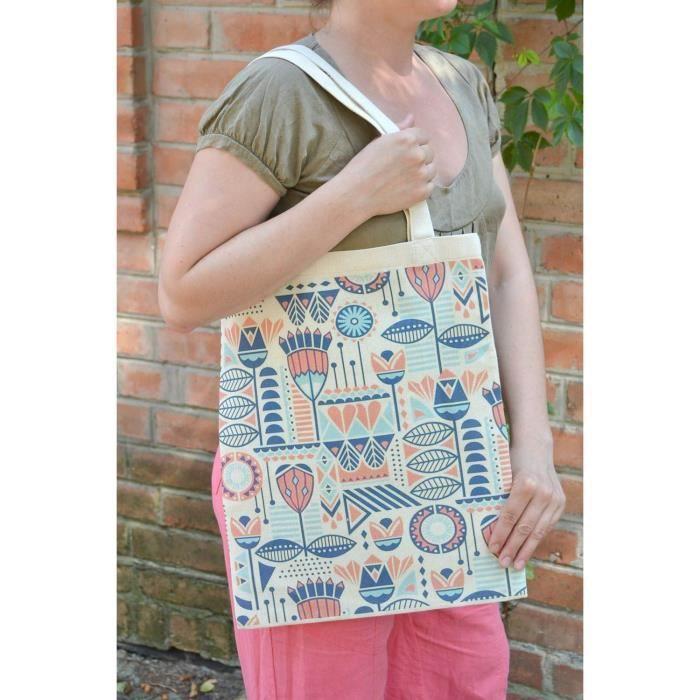 sac en tissu fait main original ecologique avec achat vente objet d coratif cdiscount. Black Bedroom Furniture Sets. Home Design Ideas