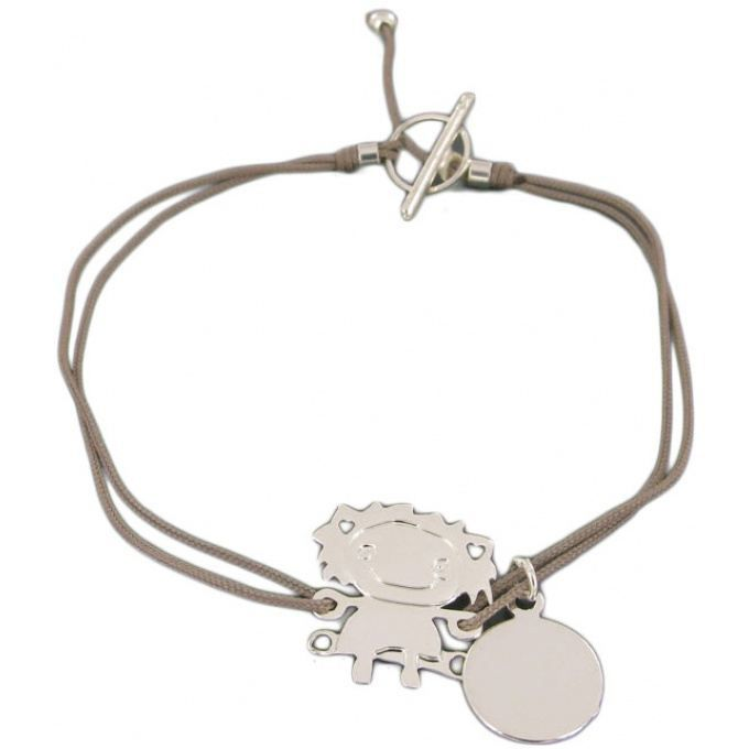 bracelet cordon enfant un jour m achat vente bracelet gourmette bracelet cordon enfant. Black Bedroom Furniture Sets. Home Design Ideas