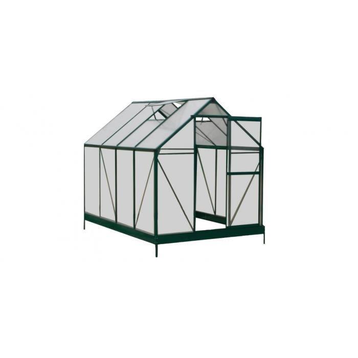 Comment fabriquer une serre de jardin?