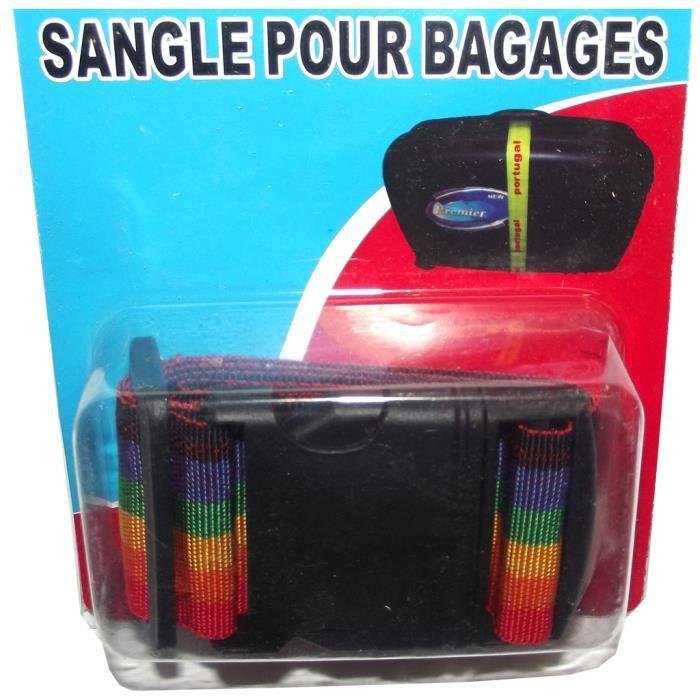 sangle pour bagage r glable 5 cm x 1 8m achat vente sangle de bagage 6979684045468 cdiscount. Black Bedroom Furniture Sets. Home Design Ideas