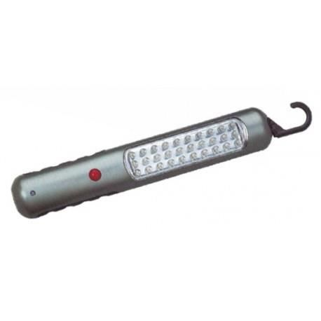 lampe rechargeable 30 led achat vente lampe de poche. Black Bedroom Furniture Sets. Home Design Ideas