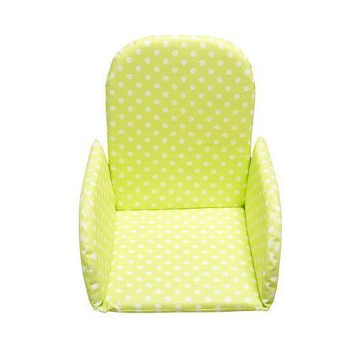 jollein coussin r ducteur universel points citron achat vente chaise haute 8717329304468. Black Bedroom Furniture Sets. Home Design Ideas