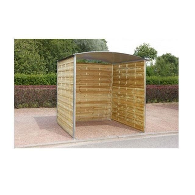 abri v los sans panneaux achat vente abri jardin chalet abri v los sans panneaux cdiscount. Black Bedroom Furniture Sets. Home Design Ideas