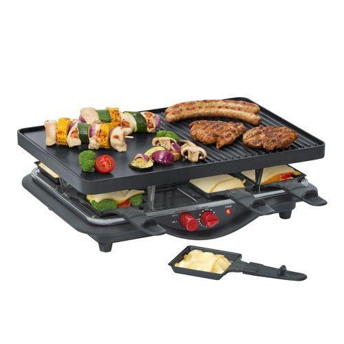 raclette en fonte rc 28 steba achat vente appareil raclette cdiscount. Black Bedroom Furniture Sets. Home Design Ideas