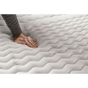 matelas latex achat vente matelas latex pas cher les soldes sur cdiscount cdiscount. Black Bedroom Furniture Sets. Home Design Ideas