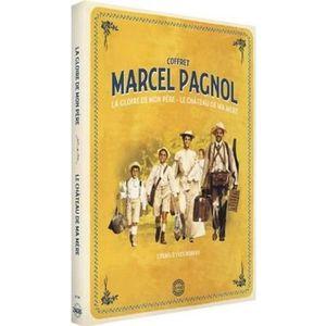DVD FILM DVD Coffret La Gloire de mon père + Le Château de