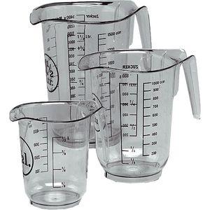 verre doseur 1 litre achat vente verre doseur 1 litre pas cher cdiscount. Black Bedroom Furniture Sets. Home Design Ideas