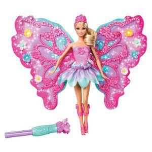 POUPÉE Barbie Fée Magique